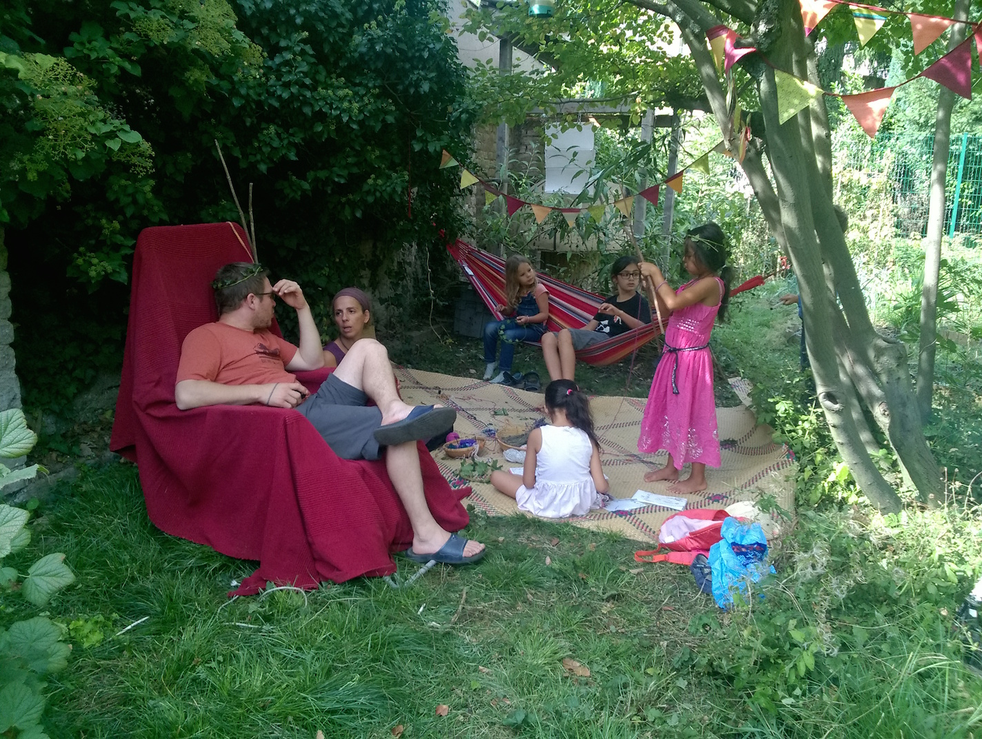 Jardin Partagé Fridolin